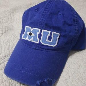 Disney MU Baseball Hat